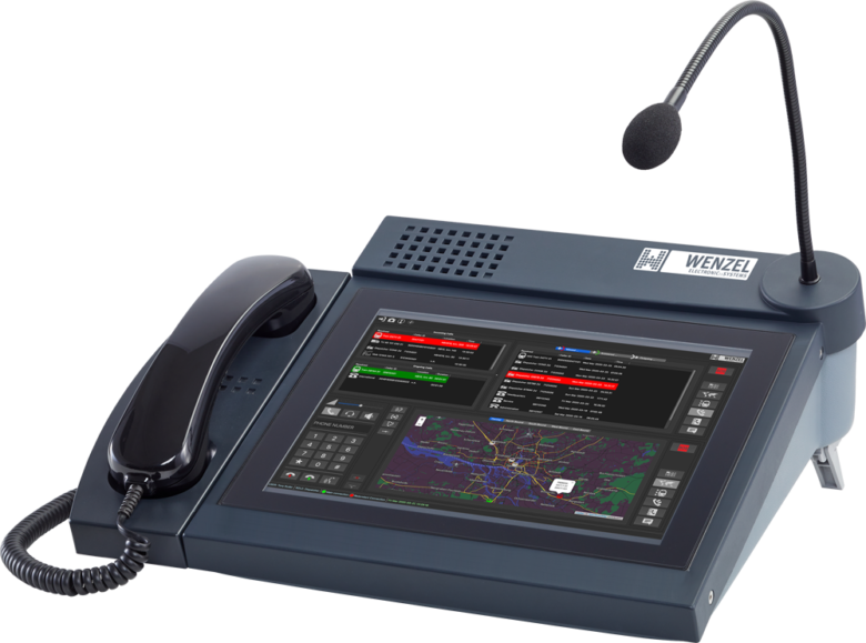 Compact Dispatcher Terminal