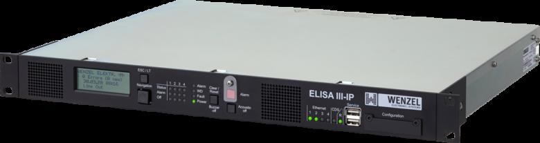 Public address system ELISA III-IP