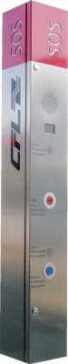 Emergency Call Station / VoIP<small>v</small><sup>3</sup>-Kit
